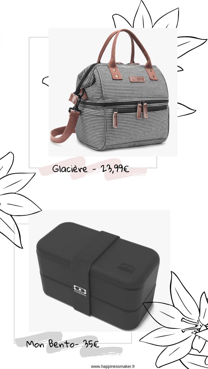 Accessoires stylés pour aller pique-niquer