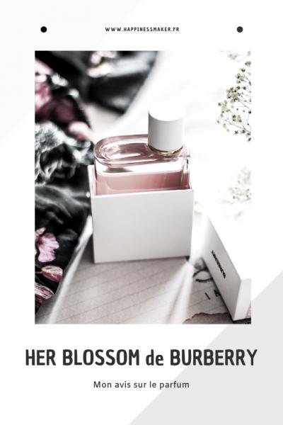 her blossom burberry avis parfum