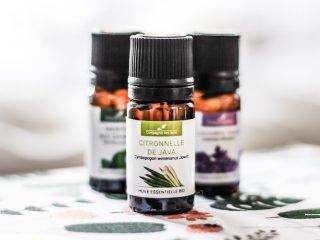 box aroma huiles essentielles de l'été