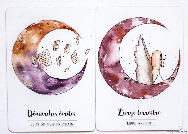 cartes de l'oracle mission de vie