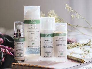 ren skincare gamme peau sensible evercalm
