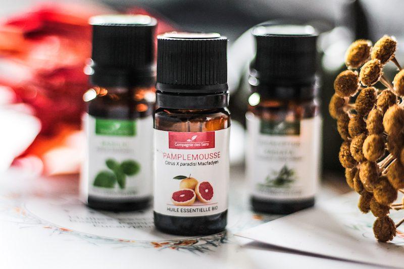 huiles essentielles utilisation
