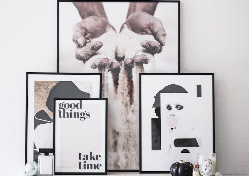 affiches desenio décoration forte engagée