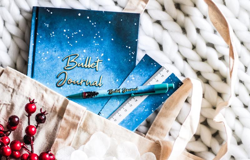 bullet journal 2020 organisation