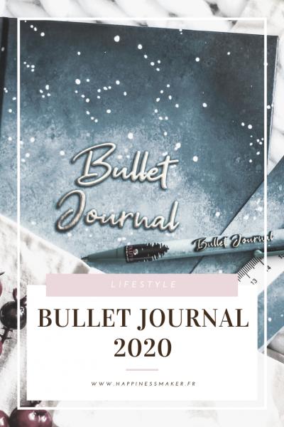 bullet journal 2020 solutia pour aoder association handi'chiens