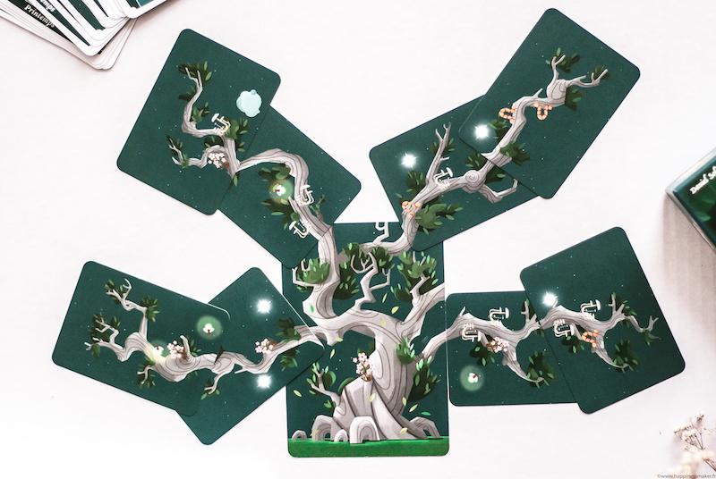 kodama jeu l'esprit de l'arbre