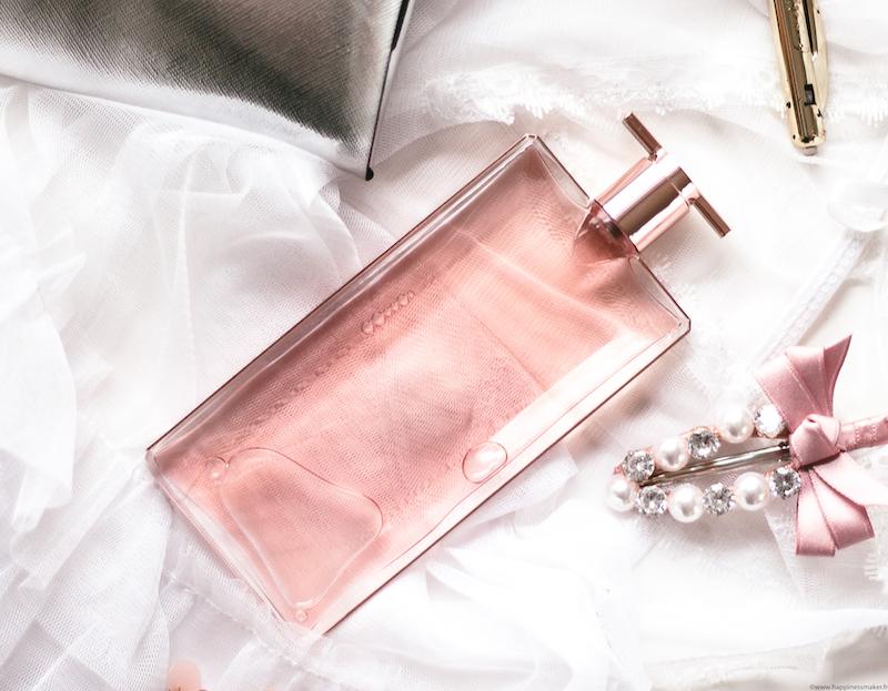 nouveau parfum idôle de lancôme