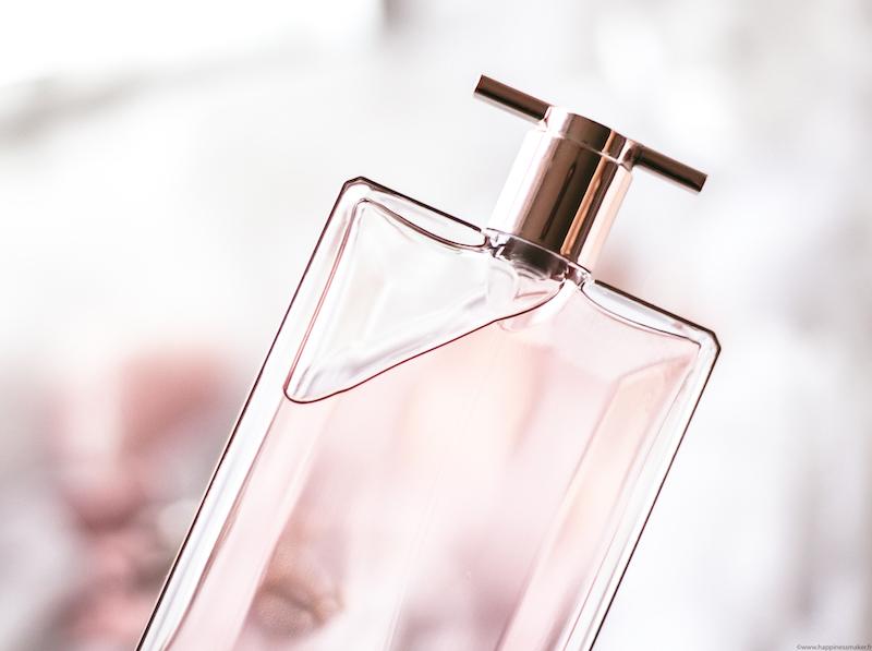 parfum idôle de lancôme rechargeable