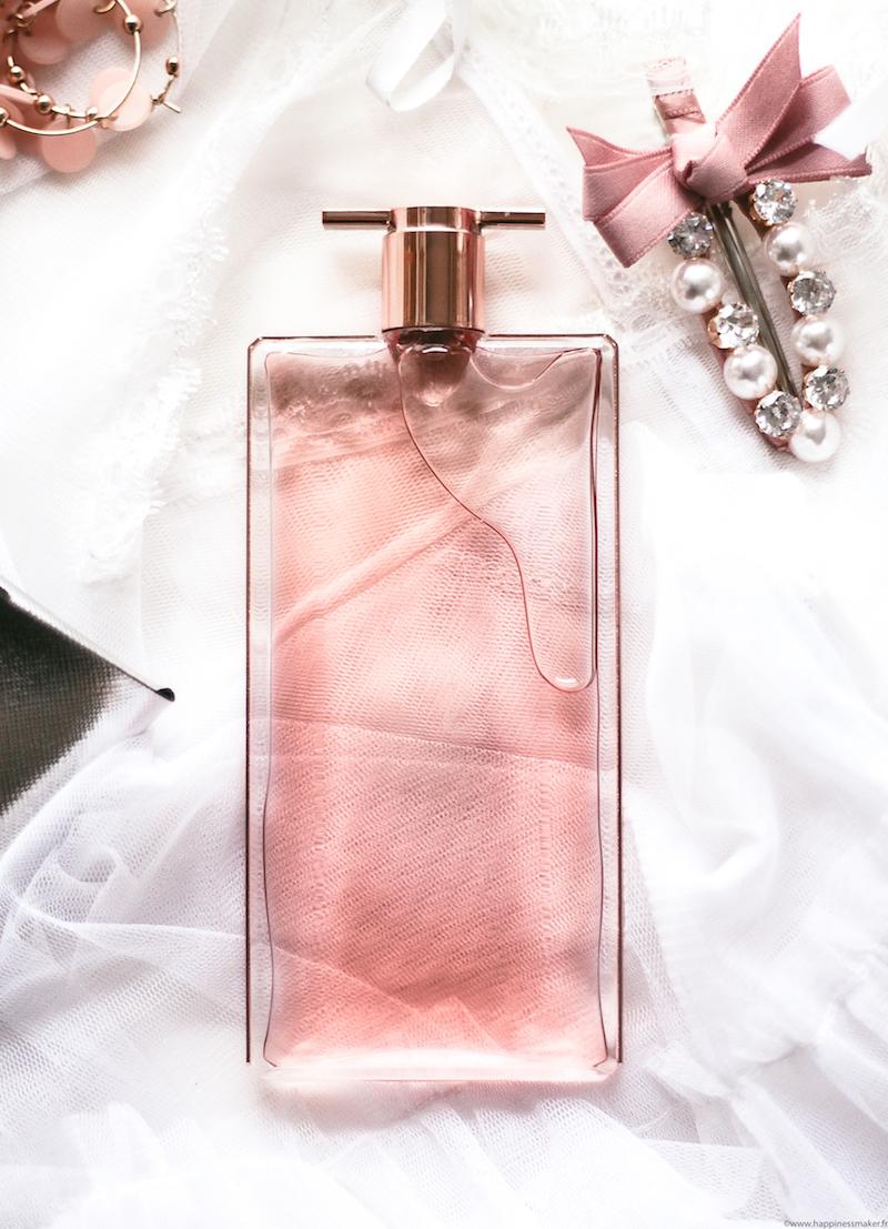 parfum idôle de lancôme test et avis