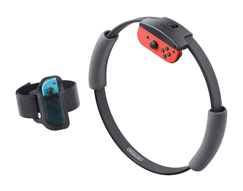 materiel ring fit adventure switch