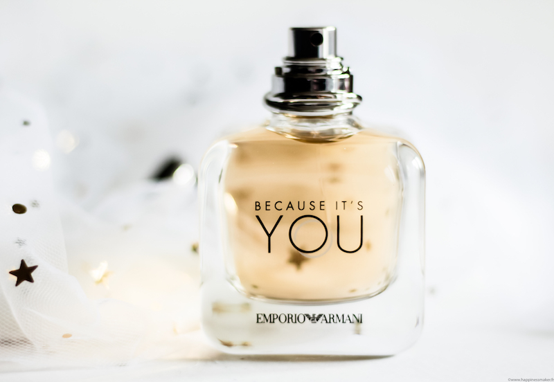 because it's you emporio armani parfum fruite