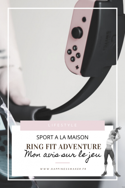 mon avis sur ring fit adventure jeu de sport fitness sur switch