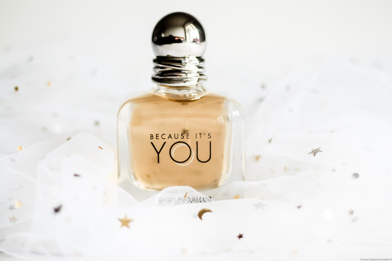 parfum because it's you emporio armani avis