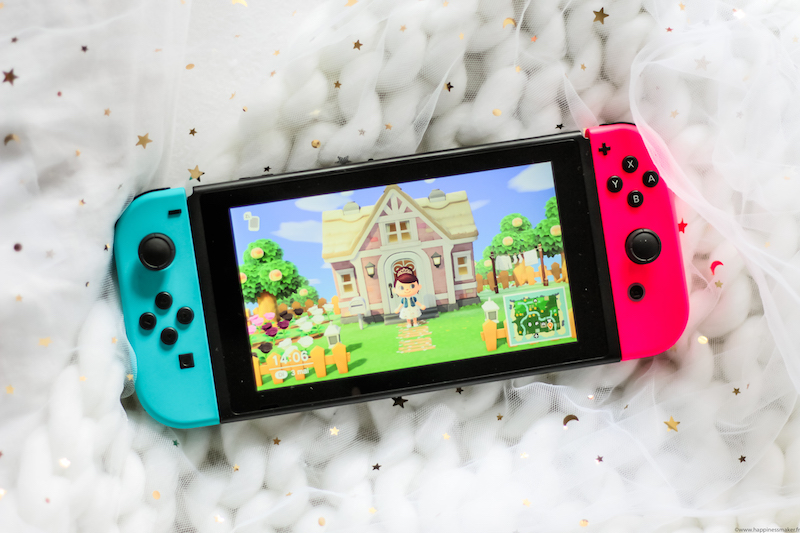 avis animal crossing new horizons sur switch