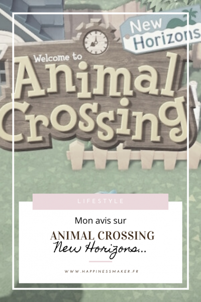 mon avis sur animal crossing new horizons + discord