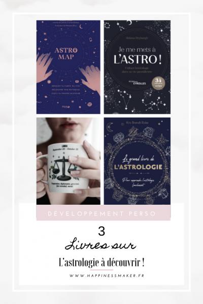 livres sur l'astrologie a decouvrir astro map