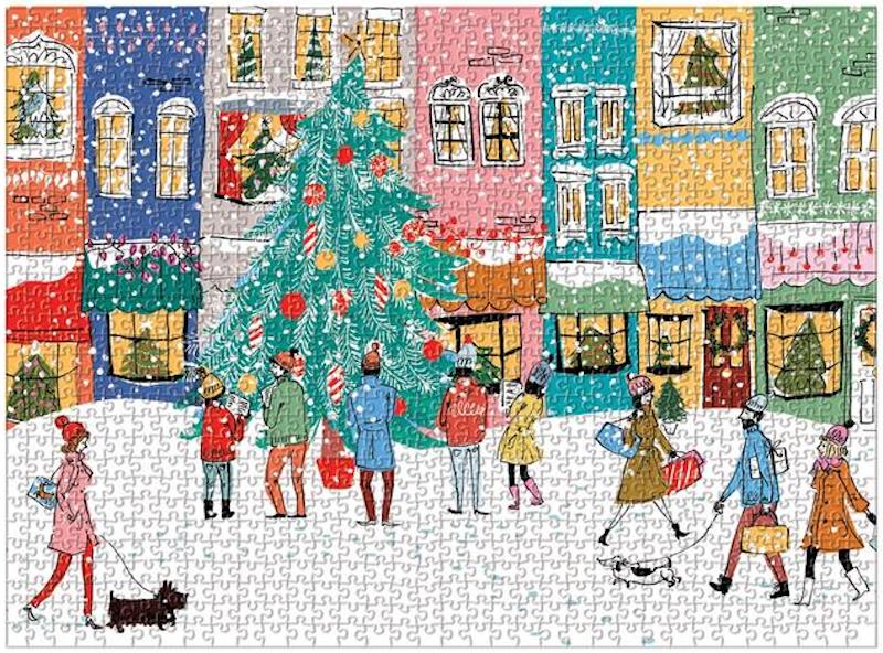 christmas cute puzzle