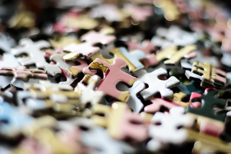 puzzles pour l'automne hiver