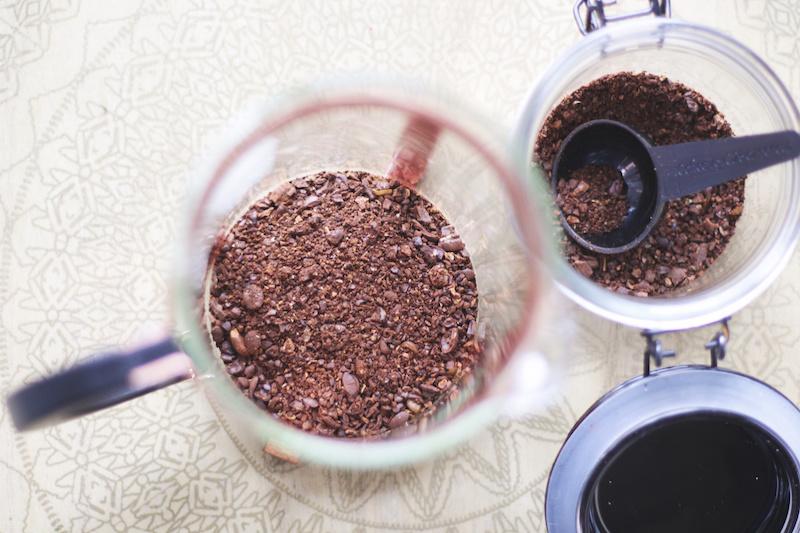 comment faire café dans cafetière a piston