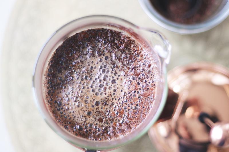 gout café cafetière piston