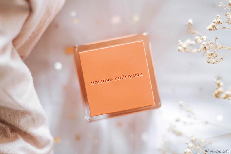 narciso ambrée parfum été