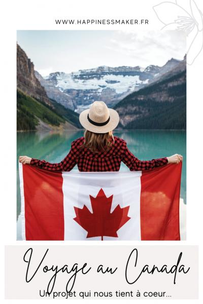 voyage au canada demande de visa
