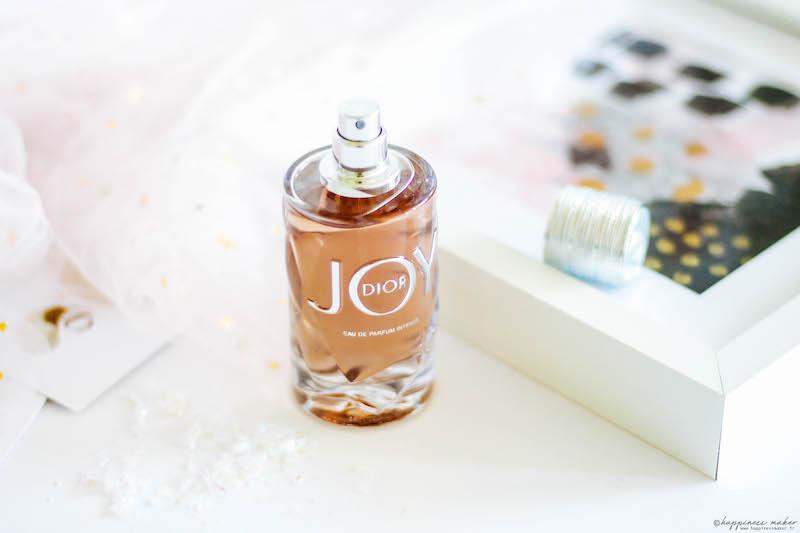avis parfum joy intense de dior