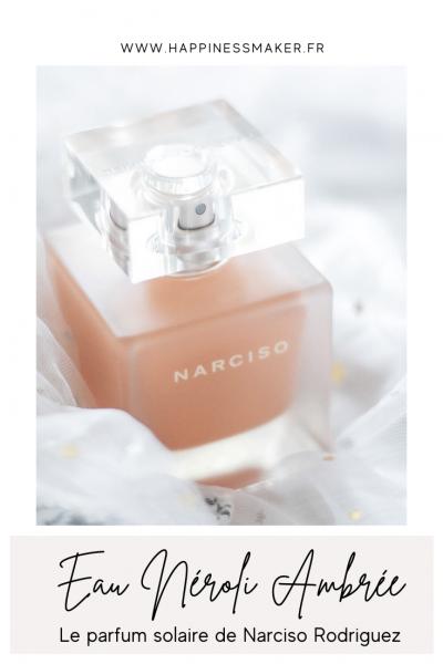 eau néroli ambrée narciso rodriguez